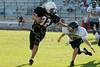 St. John's School Houston SJS 8th Grade Football team hosts the Second Baptist Eagles