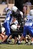 Houston-based St. John's School's 8th grade boys football team hosts Austin's St. Andrew's B team