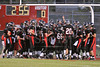 Houston's Saint John's School Upper School Varsity Football Team hosts Episcopal High School