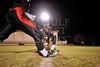 Houston-based St. John's School's Varsity Boys Mavericks Football Team hosts the Hornets of Dallas Greenhill. SJS wins.