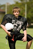 Houston's Saint John's School Middle School 7th grade Football Team poses for individual and team portraits