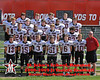 St. John's School Houston JV1 fall football team portraits