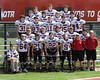 St. John's School Houston JV2 fall football team portraits