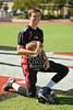 St. John's School Houston individual Varsity football team portraits