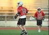 Houston's St. John's School's 8th Grade boys Lacrosse team hosts Kinkaid at home