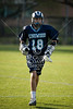 The Kingwood Mustangs visit Houston to play the St. John's School's Maverics in boys JV lacrosse. SJS wins.