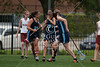 St. John's School hosts Anuncian Orthodox School for an 8th grade lacrosse game. AOS wins in overtime.