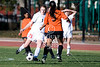 The Mavericks of St. John's School field their girls JV soccer team to host the Lady Panthers of St. Pius X High School