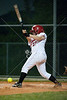 HISD's Bellaire High School Lady Cardinals host Humble's Lady Wildcats for a round 1 UIL 5A playoff softball game at Butler Softball Stadium. The Cardinals win in five innings 11-0.