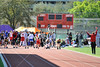 SJS hosts a Spring 2008 SPC track and field meet