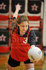 Houston's Saint John's School Middle School 8th Grade B Girls Volleyball Team hosts Kinkaid