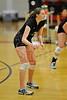 Houston's Saint John's School Upper School Girls Varsity Volleyball Team hosts St. Andrews from Austin