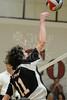 Houston-based St. John's School's Varsity Boys Volleyball team hosts Episcopal at Liu Court.