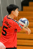 Houston-based St. John's School's Varsity Boys Volleyball team hosts Episcopal at Liu Court.