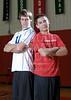 Houston-based St. John's School varsity boys team poses for portraits