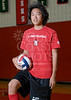 Houston-based St. John's School varsity boys team poses for portraits
