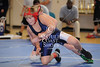 West Briar Middle School hosts the 16-team middle school state wrestling team championship in Houston. In this match, All Saints' Episcopal School of Ft. Worth's Saints wrestlers compete with the Wolves of St. Francis Episcopal Day School of Houston. All Saints wins.