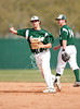 Greenhill's Hornets travel from Dallas for an SPC South Zone varsity baseball game against Bellaire's Episcopal Knights.  On a day of perfect weather, the Knights scored early and often and came away with a win.