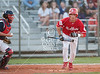 Bellaire's Cardinals play an HISD conference game against the rival Redskins of Lamar at Delmar Athletic Complex's Leeroy Ashmore Field in Houston. Bellaire wins 9-1.