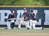 The Panthers of St. Pius X high school play the Mavericks of St. John's at Taub Field in varsity baseball. SPX wins 12-5 in late innings.