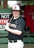 St. John's School's 2010 Mavericks baseball teams post for individual and team portraits.