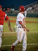 The Redskins of Houston's Lamar High School play Bellaire's Cardinals at HISD's Butler Athletic Complex for varsity boys baseball in the final regular district game of the season, which brought Bellaire a 4-1 win.