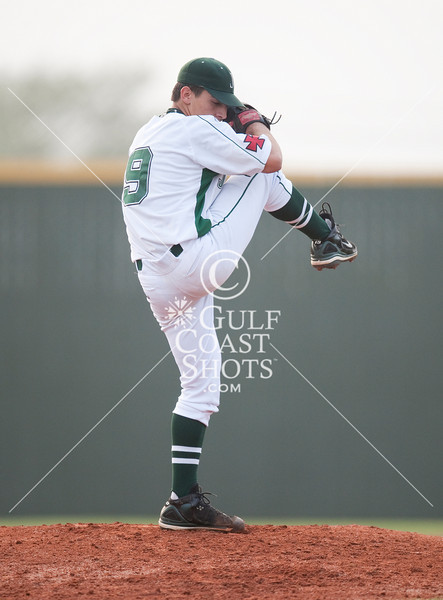 Stratford's Spartans tear it up at Markle Steele field, home of the Crusaders of Houston's Strake Jesuit College Prep in a Friday-night varsity baseball matchup. Stratford gets 9 runs in the 2nd, including a grand slam, turns in 5 HRs overall, and wins 13-1.