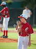 The First Colony Little League made advancing to sectionals certain in the Texas Division 16 baseball playoffs by fielding American against National in the 12yo championship held at West U's Wallin Field. American won.