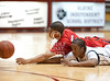 The nationally-ranked Cardinals of Bellaire host Ft. Bend ISD's Bush High School's Broncos in the men's 5A Texas UIL Region 3 basketball playoffs, at Alief's Campbell Center. Alief wins in the last second to advance to the state tournament in Austin.