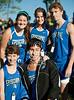 "Area schools participate in St. John's cross-country ""Ramble"" at Buffalo Bayou."