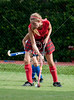 The AOS Dolphins 7th-grade field hockey squad hosts the Mavericks of St. Johns. SJS wins 2-0