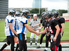 Houston Christian High School comes to Skip Lee Field to play St. John's School for Varisty football. SJS wins 23-20.