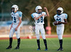 The Mavericks of SATCH travel to Skip Lee Field to play the Mavericks of St. John's in JV football. Both teams play hard, but SJS adapts well and pulls ahead with a 51-26 win.