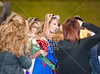 Houston's Spring Woods High School plays the Stratford Spartans at Tully Stadium in high school football. Stratford's crowned their homecoming queen at halftime.