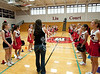 SJS holds its all-school pep rally before the annual Kinkaid end-of-season football game.
