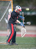 Pershing Middle School's Pandas visit St. John's School's 8th grade Mavericks for a season-opening Lacrosse game at Skip Lee Field.  SJS wins.