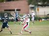 The Mavericks of Austin's McNeill play in Houston against the Mavericks of St. John's School in a boys' varsity Lacrosse match. SJS wins 8-5.