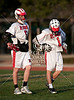St. Thomas Episcopal's Eagles traveled to Skip Lee field to play a JV boys game of Lacrosse against the St. John's Mavericks.
