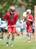 The Mavericks of Houston's St. John's travel to nearby Bellaire's Episcopal High School to compete against the Knights in the citywide championships. Episcopal won 12-6.