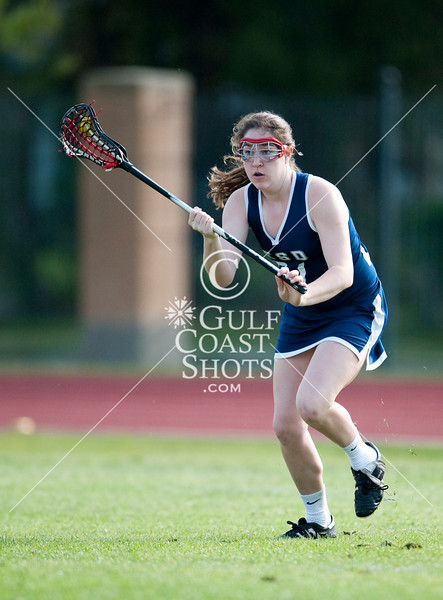 The Lady Eagles of the Episcopal School of Dallas travel to Bellaire to take on the Knights of Episcopal High School in an SPC match of girls varsity lacrosse.