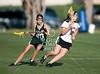 Stratford's Lady Spartans play St. John's Mavericks on Scotty Caven Field in Houston for girls JV1 lacrosse. The Lady Mavs win 12-1