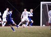 """The Kinkaid Falcons travel to St. John's to play the Mavericks in a men's varsity soccer game, an SPC """"counter"""" leading up to season's end."""