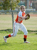 Orangeview's Bobcat's travel to Houston to take on the Lady Redskins of Lamar in a Spring Break softball game.  Despite holding a lead the entire game, with two strikes, two outs, bases loaded, in the bottom of the 7th and final inning, #17 hits a ball past the shortstop to plate two and score a walk-off double.