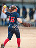 Lamar's Redskins travel to Episcopal High School to play the Knights in varsity girls softball. Despite a late scoring spurt by the Knights, Lamar wins.
