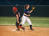 The Redskins of Houston's Lamar High School play Bellaire's Cardinals at HISD's Butler Athletic Complex for varsity girls softball in the final regular district game of the season, which brought Bellaire the District 20-5A 2010 softball championship.