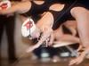 Area schools compete at Lamar in regional swim meet.