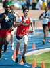 Area high schools participate in Rice University's Victor Lopez Bayou Classic track & field meet.
