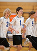 The Wildcats of Clear Creek High School travel to Bellaire to take on the Knights of Episcopal High School in varsity boys volleyball. This was CC's second game ever as a varsity team, and although they were competitive, EHS won.