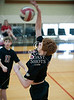 The Mavericks of St. John's School in Houston travel to Kinkaid to play the Falcons for a JV1 boys volleyball match.