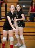 St. John's School's Varsity girls volleyball team hosts Second Baptist